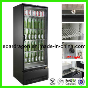 Upright Beverage Refrigerator (280liters) pictures & photos