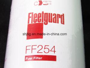 Fuel Filter FF254 for Volvo Dump Trucks, Excavators, Loaders pictures & photos