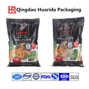 Italy Hollow Powder Food Packaging Bag with Zipper pictures & photos
