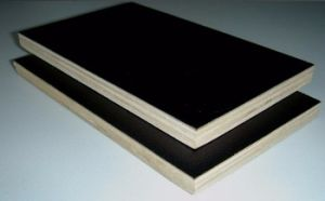 Good Quality Film Faced Plywood/Marine Plywood/Shuttering Plywood at Competitive Price pictures & photos
