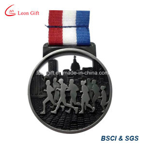 Factory Made Silver Medal pictures & photos
