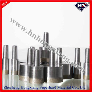 Diamond Core Drill Bit for Glass Drilling Glass Hole Saw pictures & photos