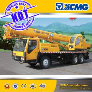 XCMG Official Hydraulic 20ton Mobile Crane, Truck Crane Qy20g. 5 pictures & photos