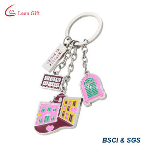 Fashion Design Zinc Alloy Cute Keychain Pendant pictures & photos