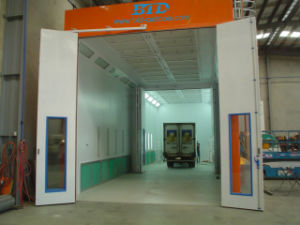 Bus Spray Booth for Sale/Industrial Paint Room pictures & photos