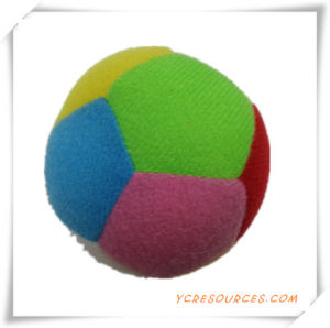 Customized Logo Printed Hacky Sack for Promotion Ty02016 pictures & photos
