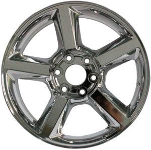 Shock Quotation Car Rim Replica Alloy Wheel pictures & photos