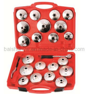 23PCS Cup Type Oil Filter Wrench Set (BS-W10) pictures & photos