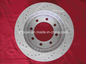 Drilled Brake Disc pictures & photos