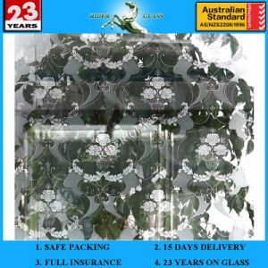 3-6mm Am-29 Decorative Acid Etched Frosted Art Architectural Glass pictures & photos
