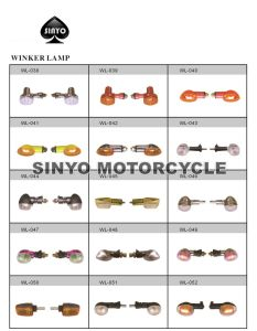 Wholesale Various Kinds Motorcycle Winker Lamp pictures & photos