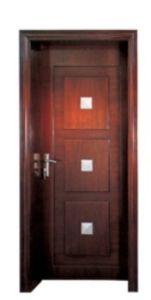 Fireproofing Door/Hotel Room Door/Bathroom Door (GLD-019) pictures & photos