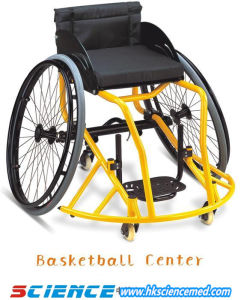 Sportes Wheelchair for Basketball Center pictures & photos