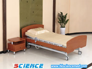 Home Care Two Functions Electric Bed pictures & photos