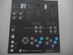 Electric Circuit Printing Overlay Keyboard Control Membrane Switch pictures & photos