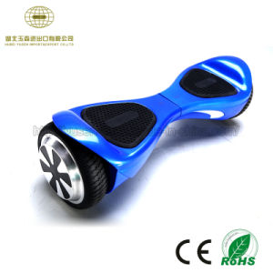 "Powerful Skate Board 6.5"" Two Wheel Balancing Electric Scooter"
