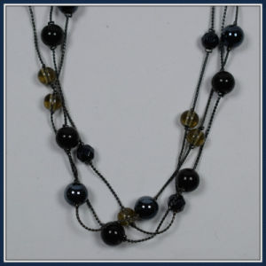 New Item Design Glass Beads Elegant Fashion Necklace Jewellery pictures & photos