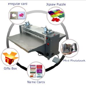 Cylinder Die Cutting Machine