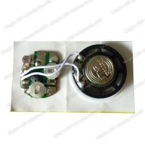 Small Light Sensor Sound Module, Musical Module (S-3009D) pictures & photos