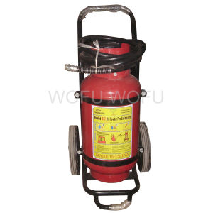 35kg Bc Dry Powder Trolley Fire Extinguisher pictures & photos