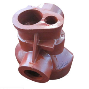 Casting Iron Compressor Fitting with OEM Cast Products pictures & photos