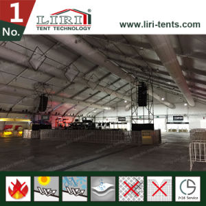 40m Width Curve TFS Big Tent for Exhibition with Full Line Accessories From Leading Tent Manufacturer pictures & photos