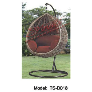 Workmanship Rattan Leisure Outdoor Garden Furniture Chair for Patio