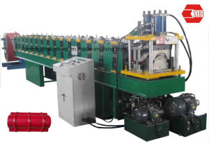 Colored Steel Ridge Tile Forming Machine (Yx162-287) pictures & photos