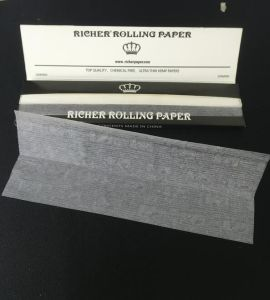 Richer Brand 13GSM Cigarette Rolling Paper Watermark pictures & photos