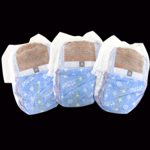 Cute Brand High Absorbency Pull Baby Diaper pictures & photos