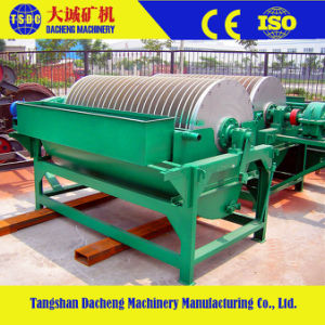 High Gauss Ferromagnetic Iron Ore Wet Magnetic Separator pictures & photos