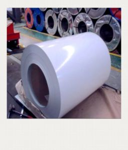 Manufacture Price Color Steel PPGI Steel Coil for Workshoop pictures & photos
