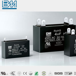 Cbb61 Air Conditioner Capacitor with UL Certificate
