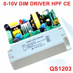 20-35W 0-10V Dimmable High PF LED Power Supply with Ce QS1203 pictures & photos