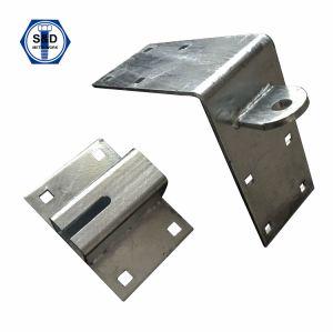 Chain Retainer Bracket Dock Hardware Hot Dipped Galvanized