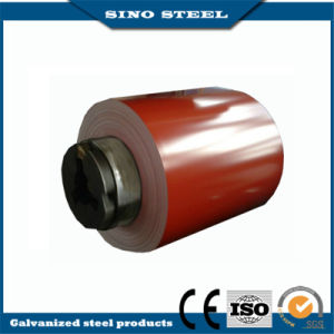 0.4mm PPGI Hot Dipped Color Coated Prepainted Galvanized Steel Coil pictures & photos