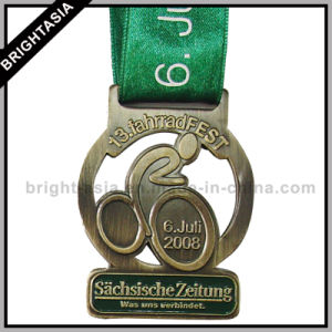 High Quality Lanyard Metal Medal for Sport (BYH-10348) pictures & photos