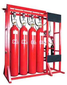 68L CO2 Fire Suppression System pictures & photos