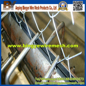 Galvanized Diamond Mesh Cheap Removable Chain Link Fence pictures & photos