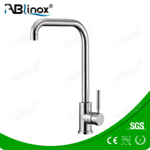 Stainless Steel Wall Mount Kitchen Sink Faucet (AB105) pictures & photos