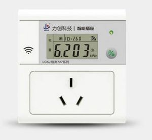Zigbee Intelligent Socket Power Measurement