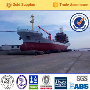 High Quality Marine Airbags for Ship Launching/Marine Rubber Lauching Airbags pictures & photos