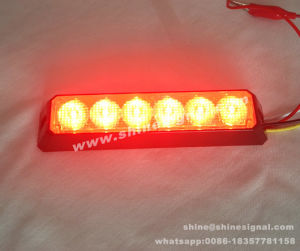 LED Warning Police Fire Ambulance Strobe Grille Marker Light pictures & photos