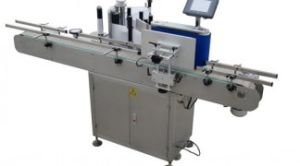 Plastic Bottle Automatic Adhesive Labeling Machine pictures & photos