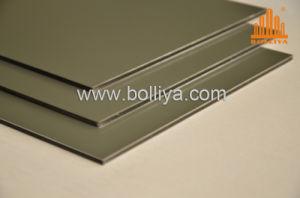 Aluminum Composite Facade Decorative Material (SL-1831 Grey) pictures & photos