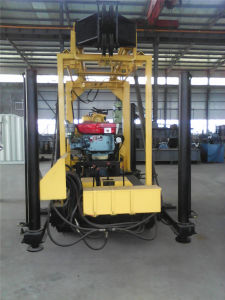 160m Water Well Drilling Rig Bore Hole Drilling Rig Machine pictures & photos