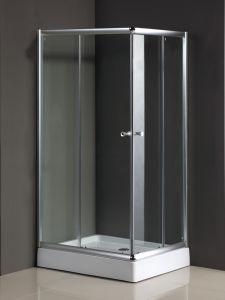 6mm Sliding Rectangular Shower Doors (SD-015) pictures & photos