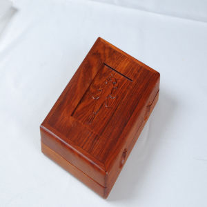 New Design Wood Fishing Tackle Box pictures & photos