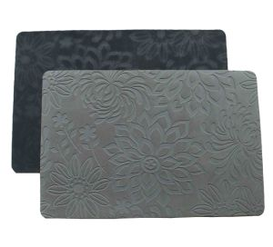 Natural Rubber Soft Feet Touch Door Mat T-004 pictures & photos