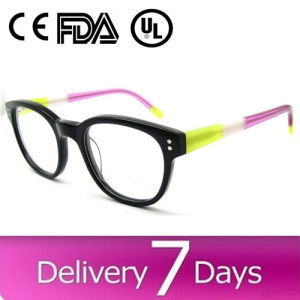 High Quality Handmade Acetate Optical Eyeglasses Spectacle Frame pictures & photos